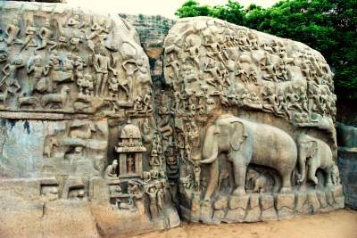 Mamallapuram-another landmark for nama Chennai