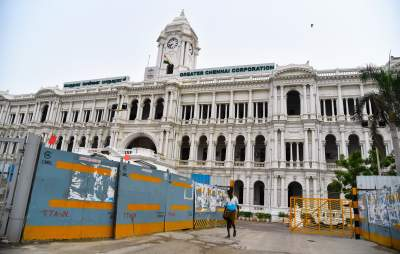 Nama Mass Chennai Corporation (Ripon Building)
