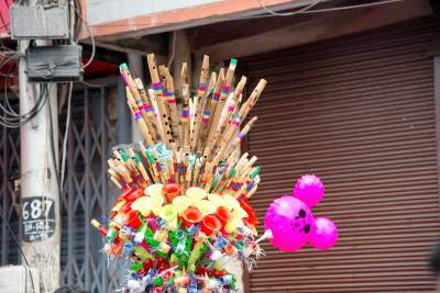 Colourful festival time in nama Chennai