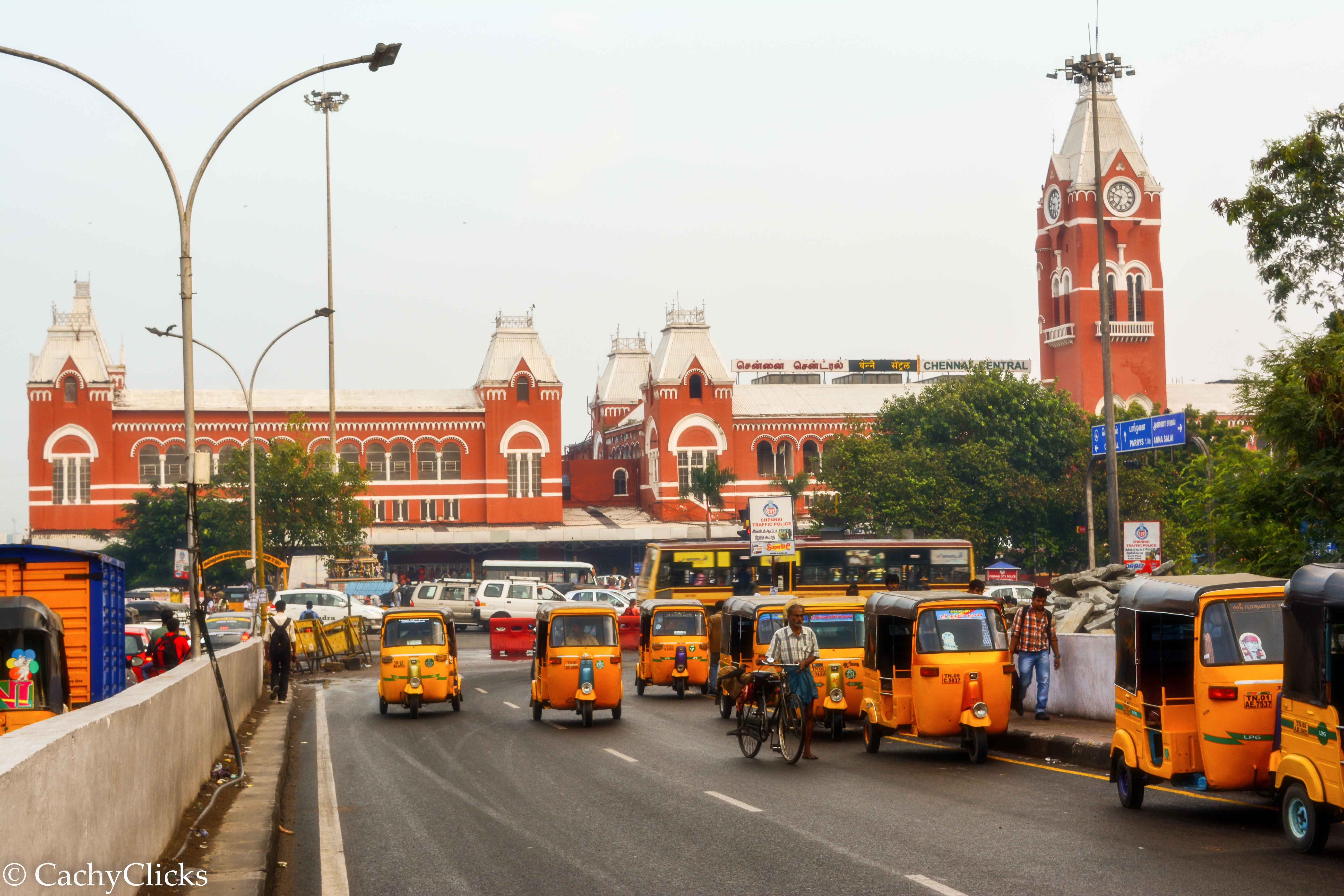 Singara Chennai Welcomes You