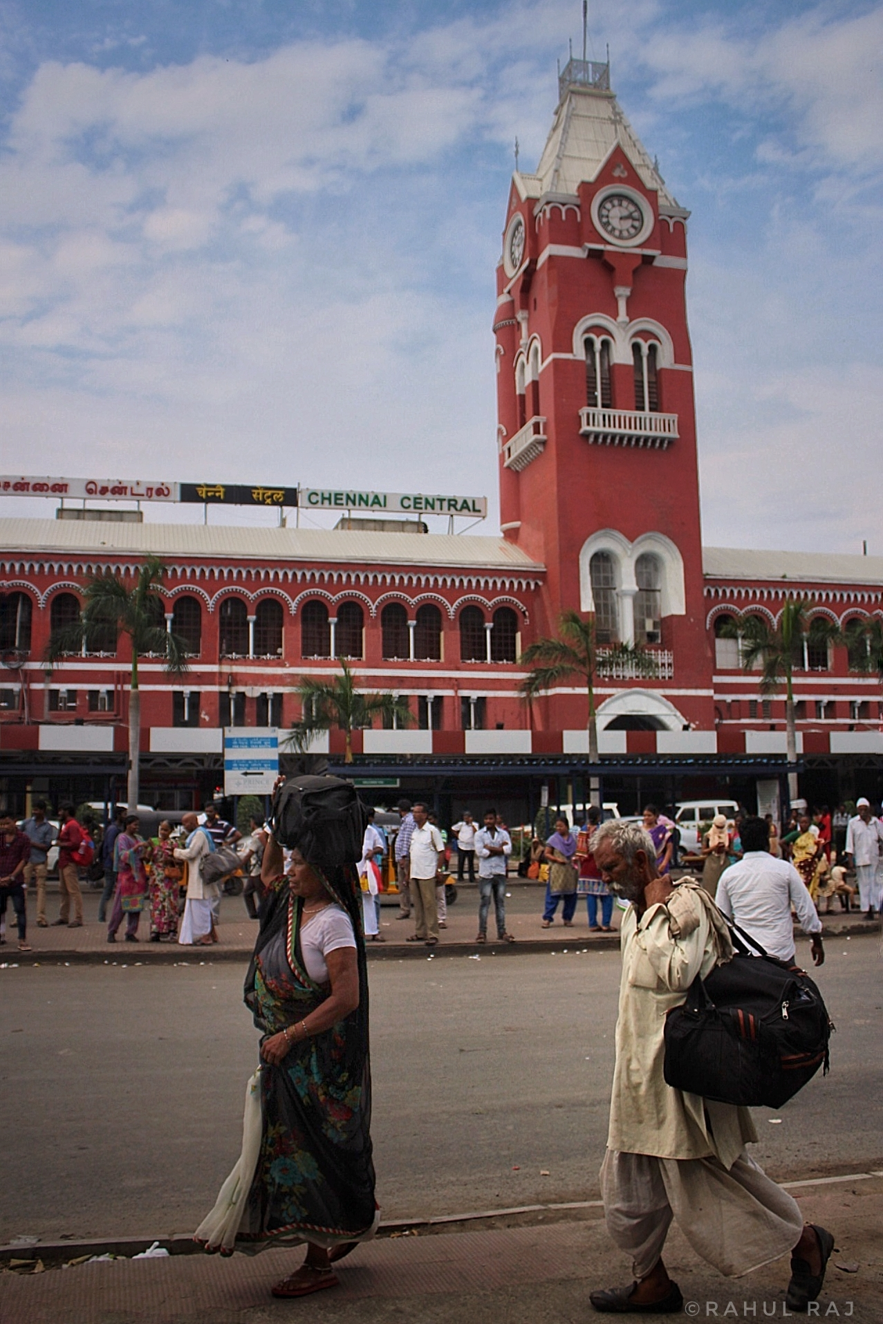 Modern Chennai photo