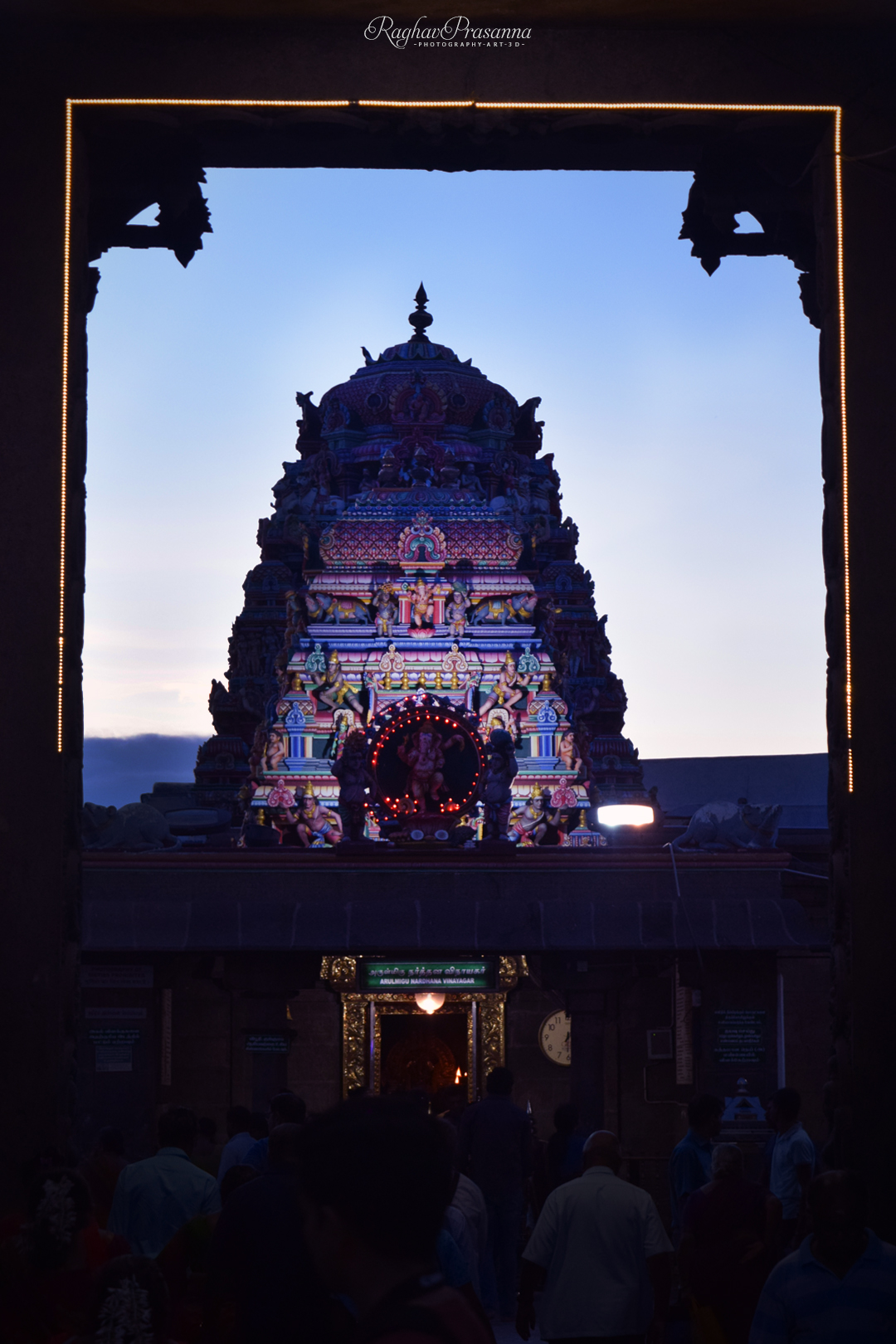 Navarathri - Festival of lights at Mylapore