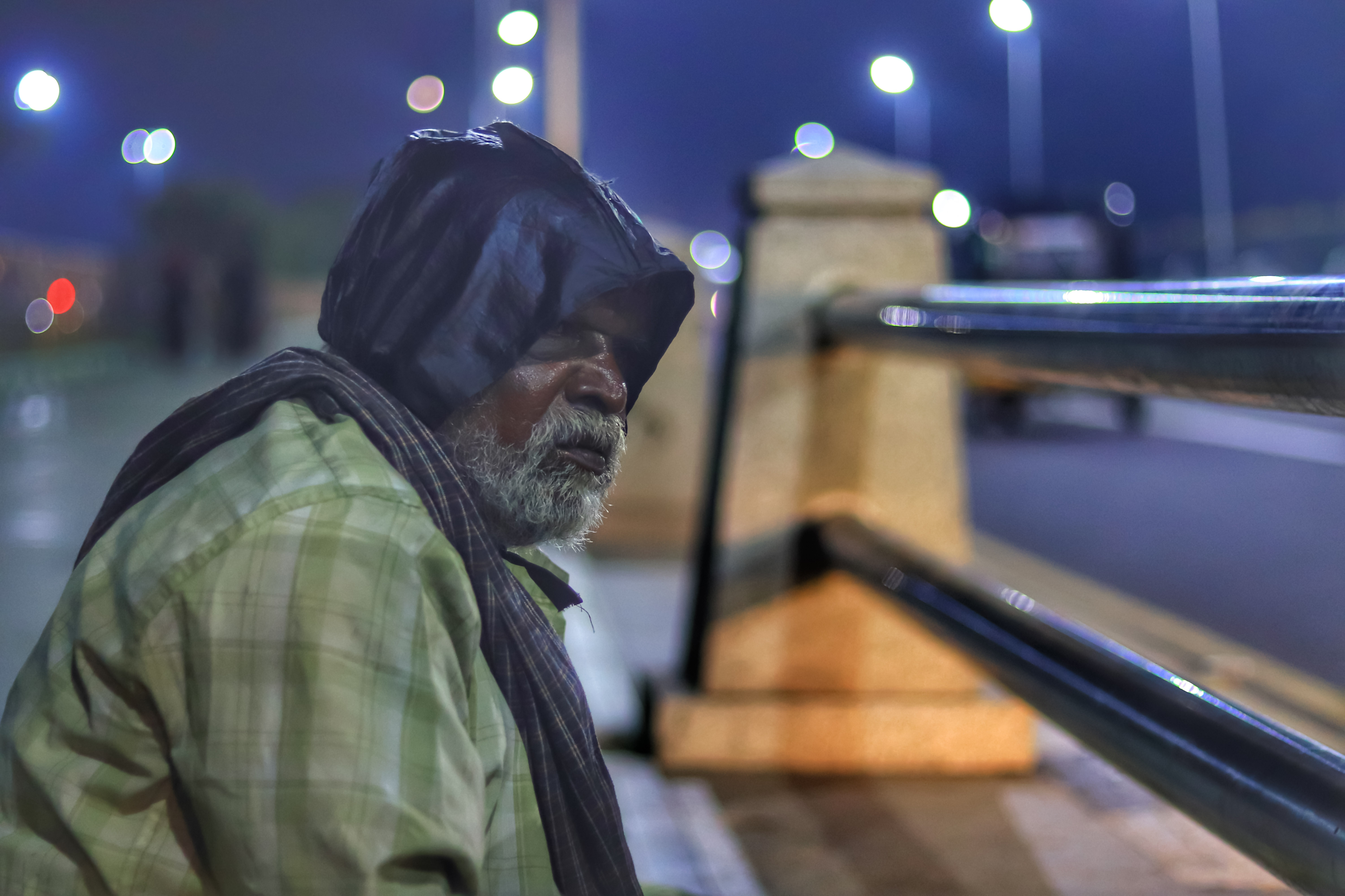 Unseen faces of chennai night life