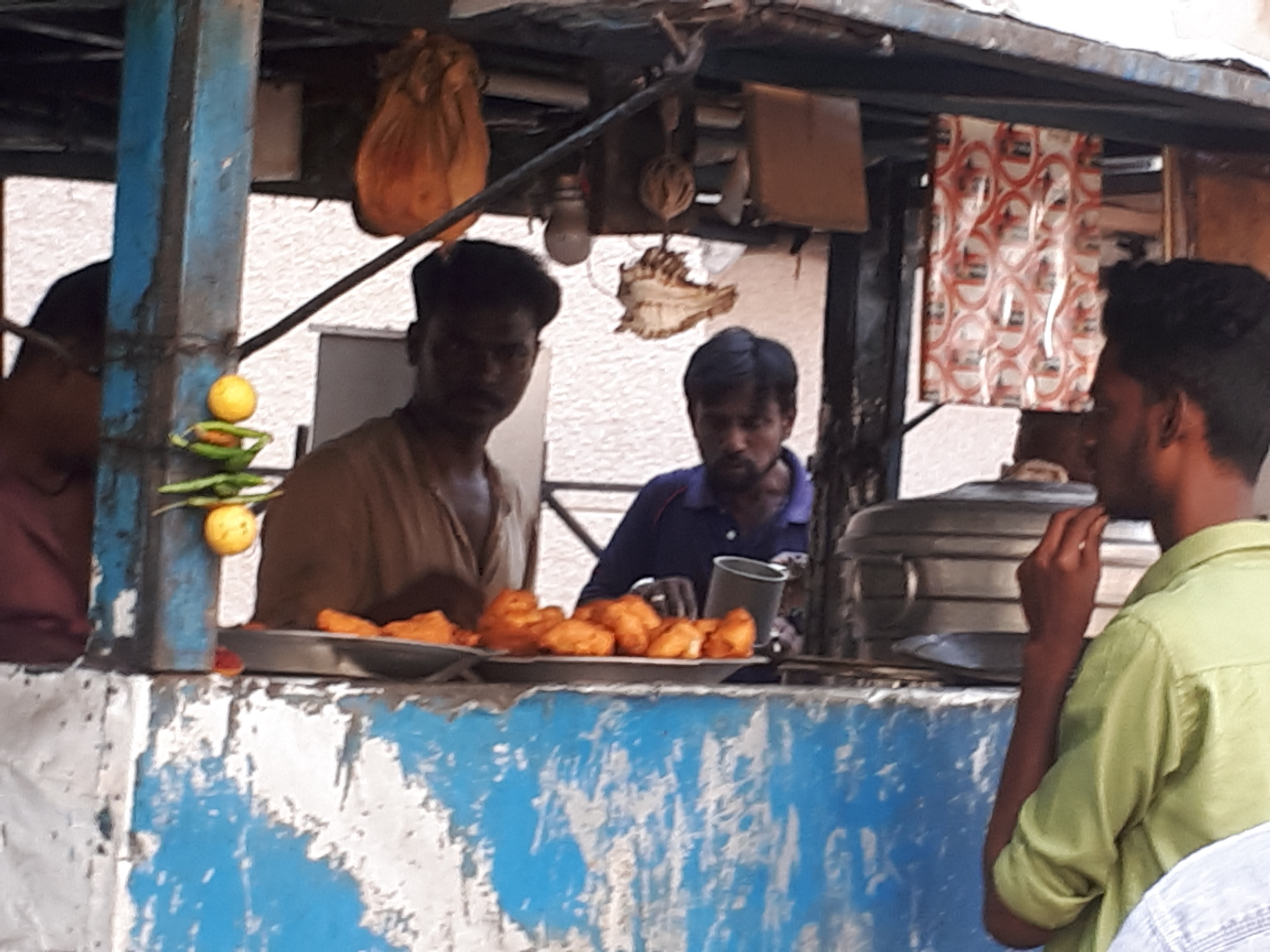 CHENNAI STREET FOOD