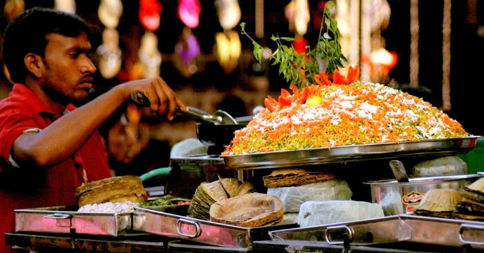 street food of chennai