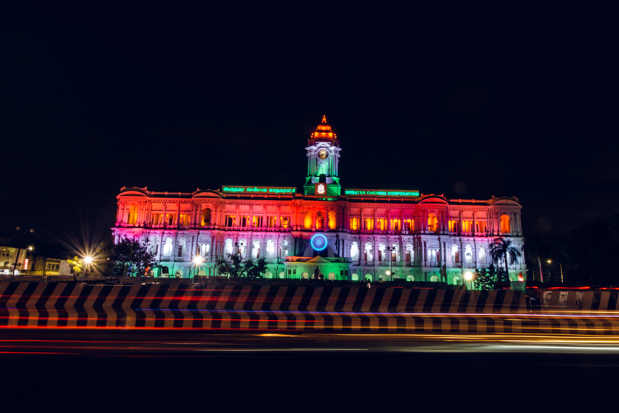 Landmark of Chennai