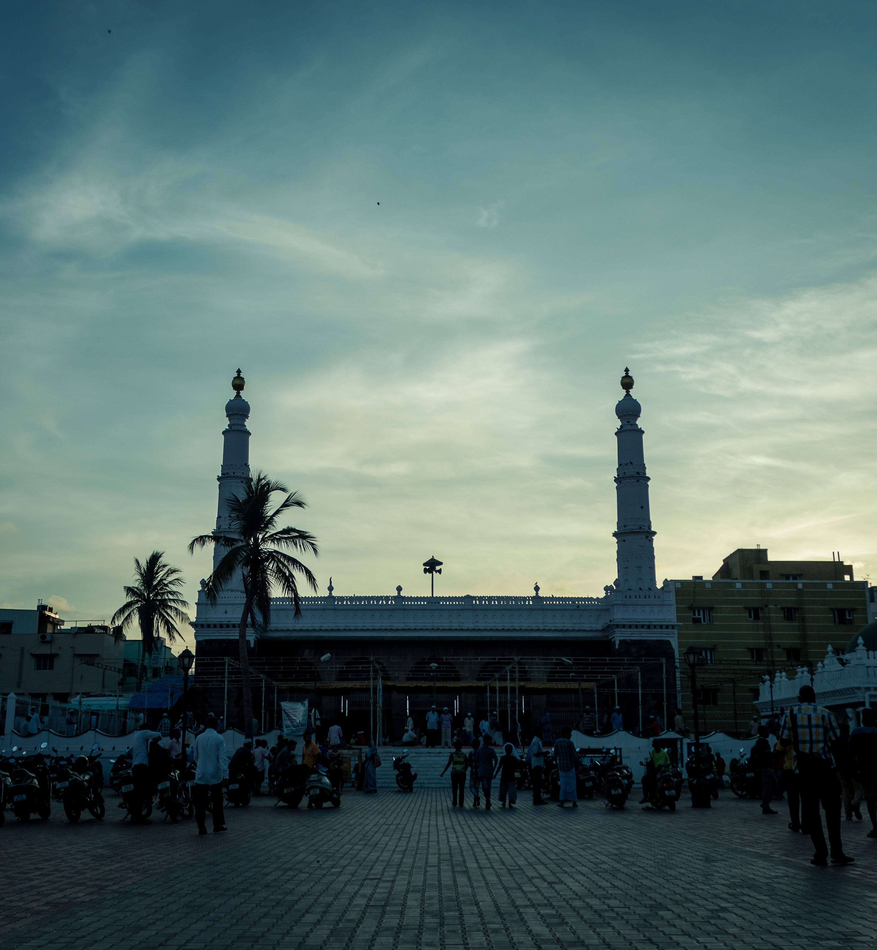 The Triplicane Big Mosque