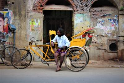 Rickshaw in Broadway - Best Commuter