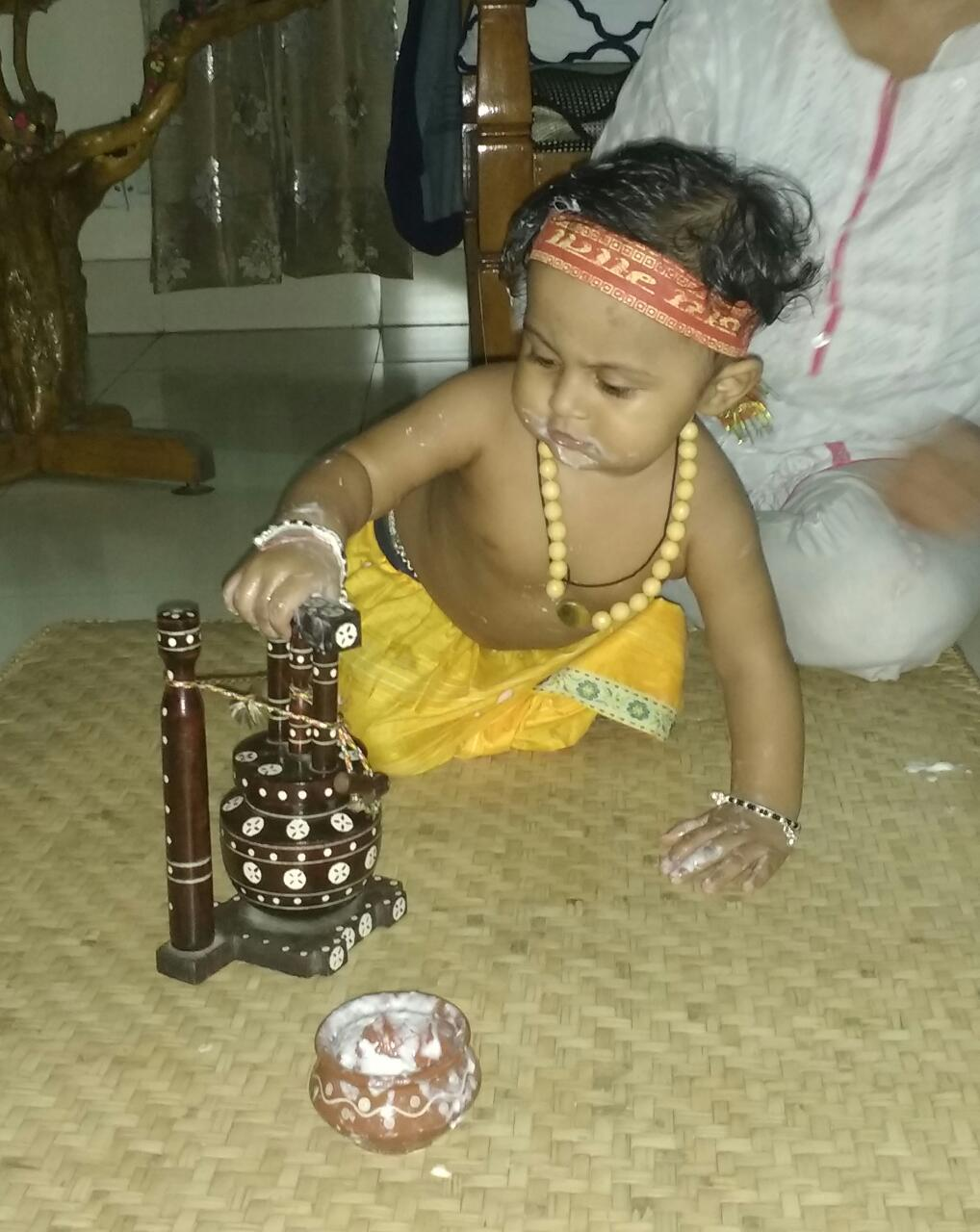Little kanha