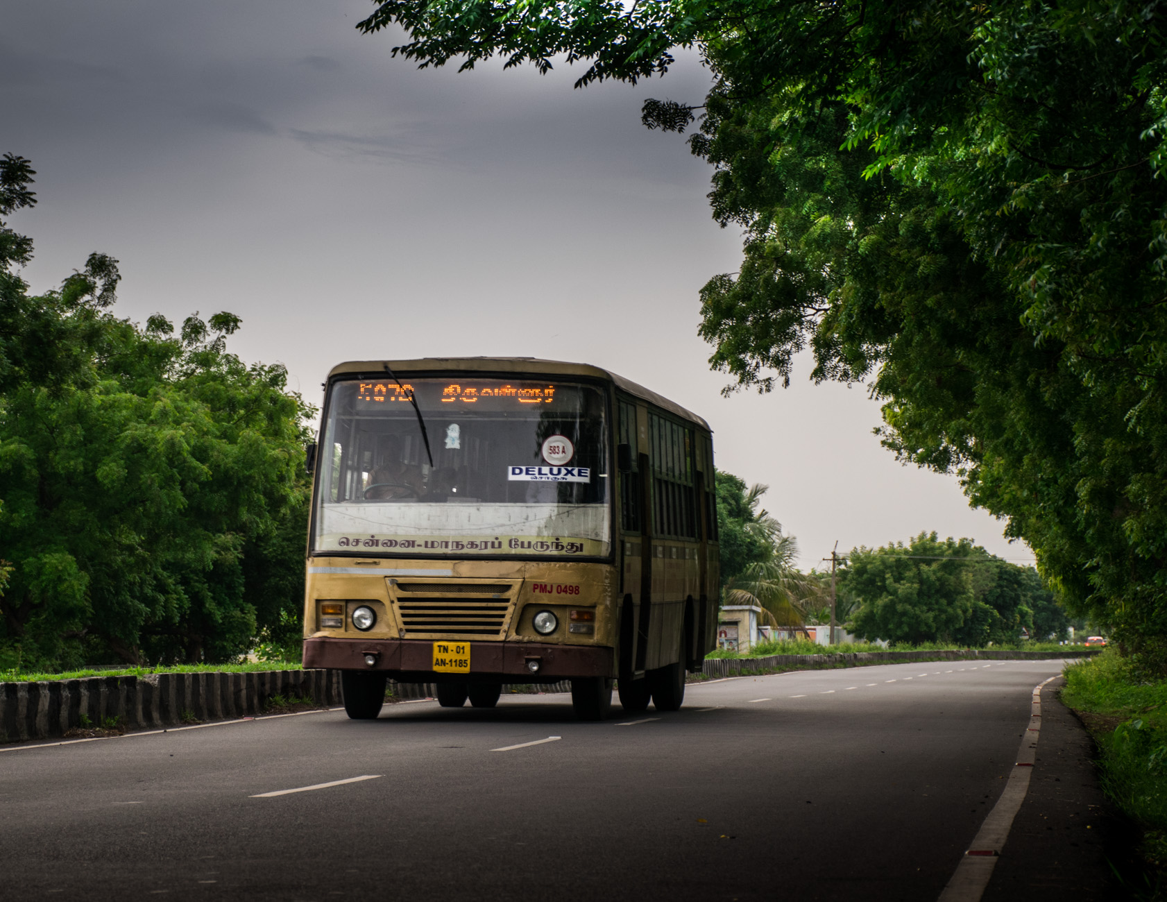 COMMUTING IN CHENNAI