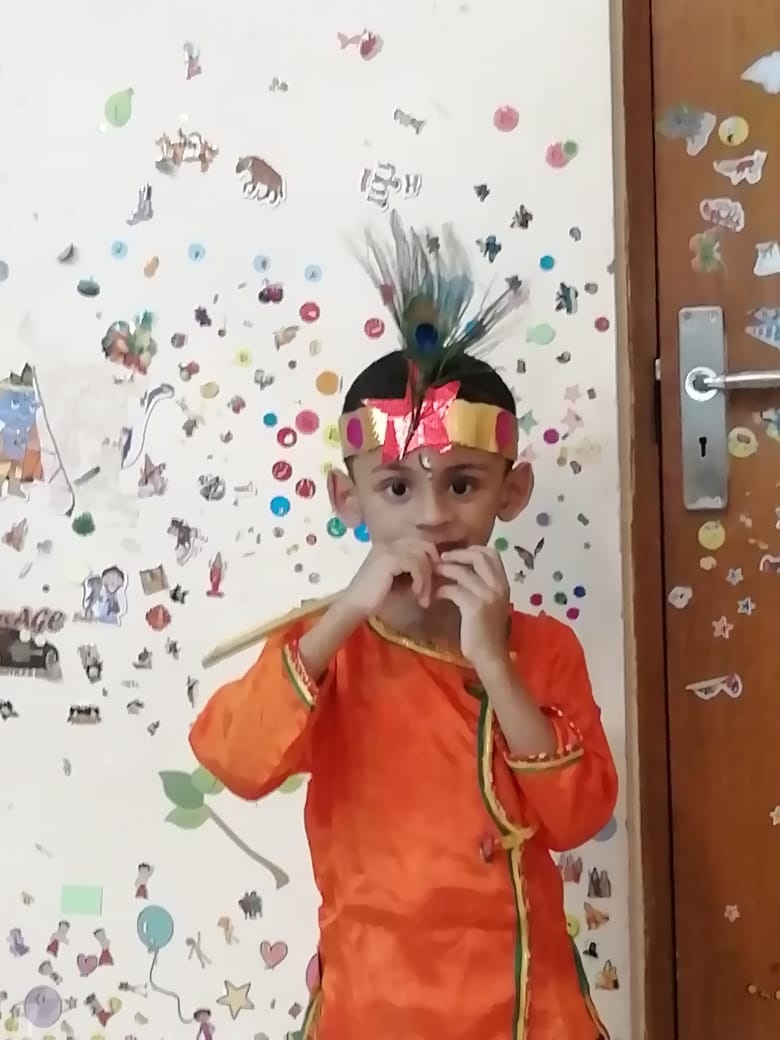Kutty Krishna of my house
