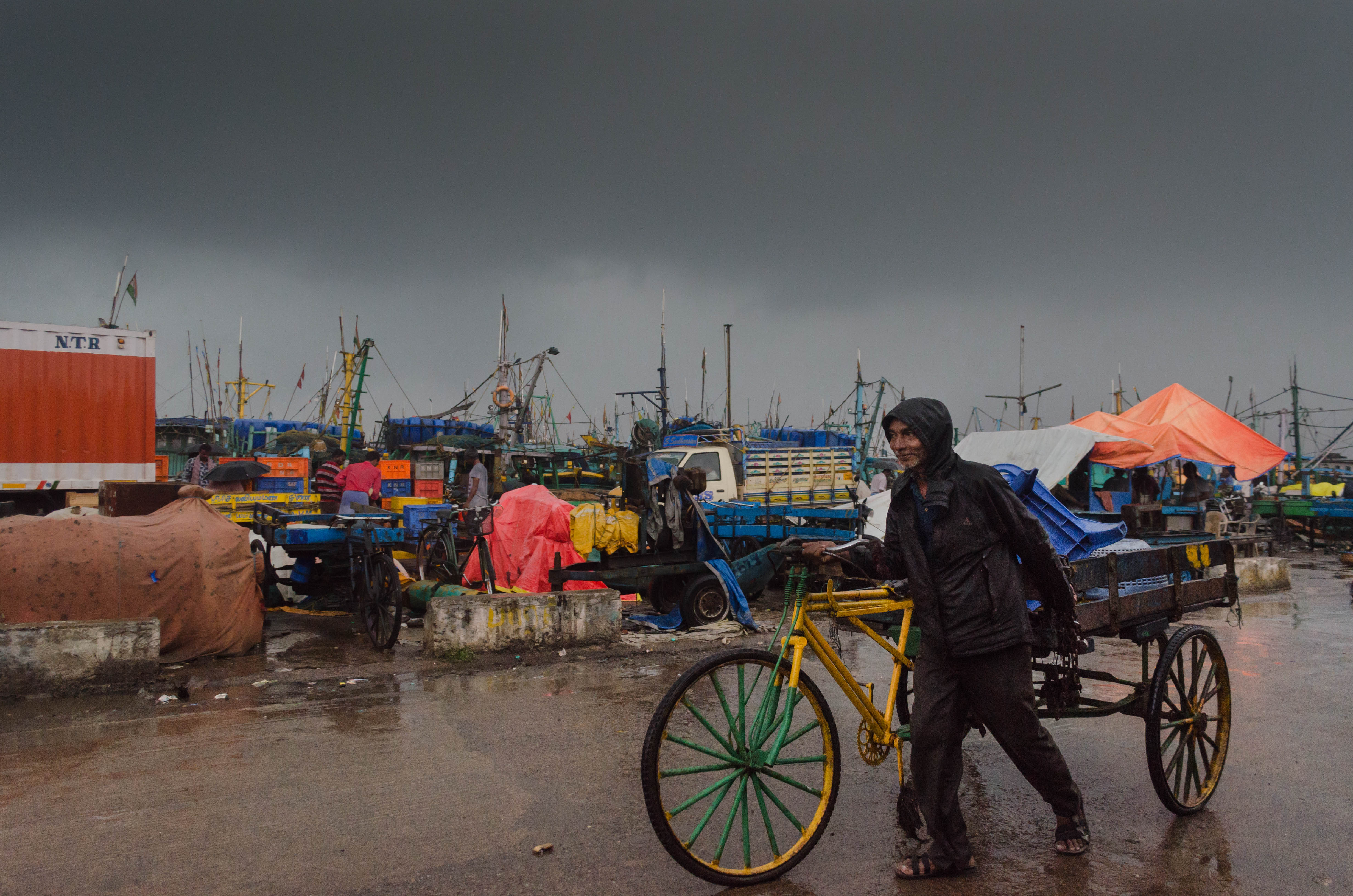 CHENNAI MONSOON MUSINGS