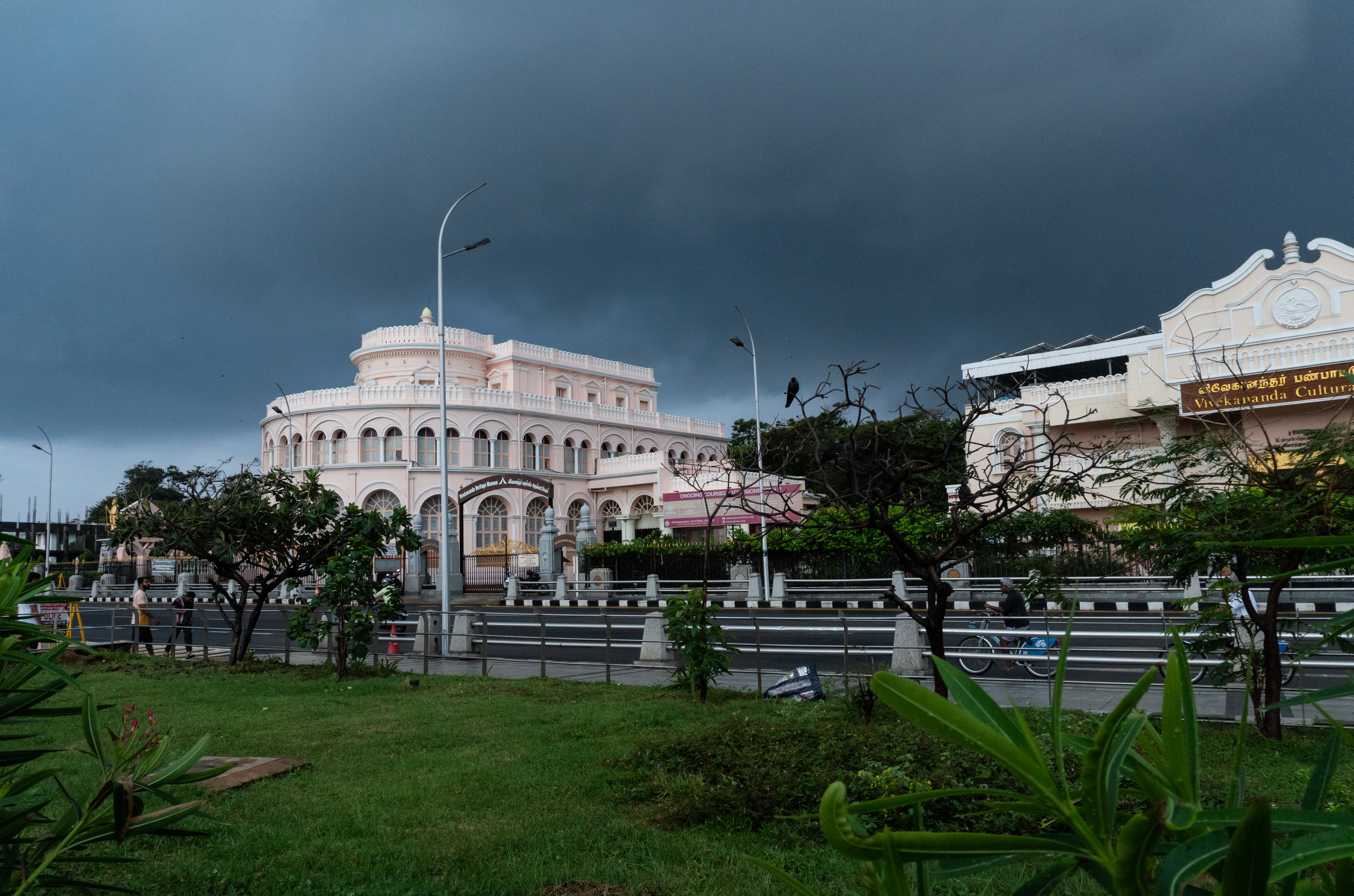 Cultural place in Monsoon