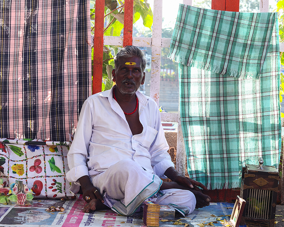 Namba Mylapore People - Killi Josiyam thatha