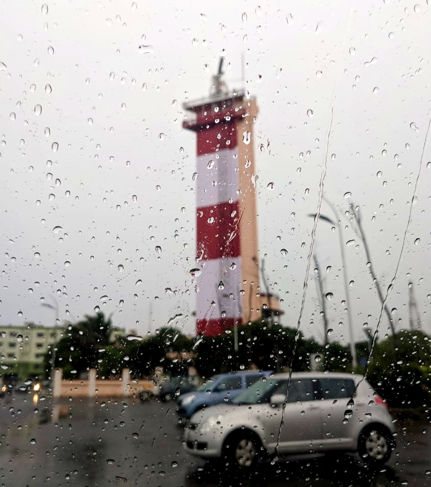 One Rainy Morning in Madras