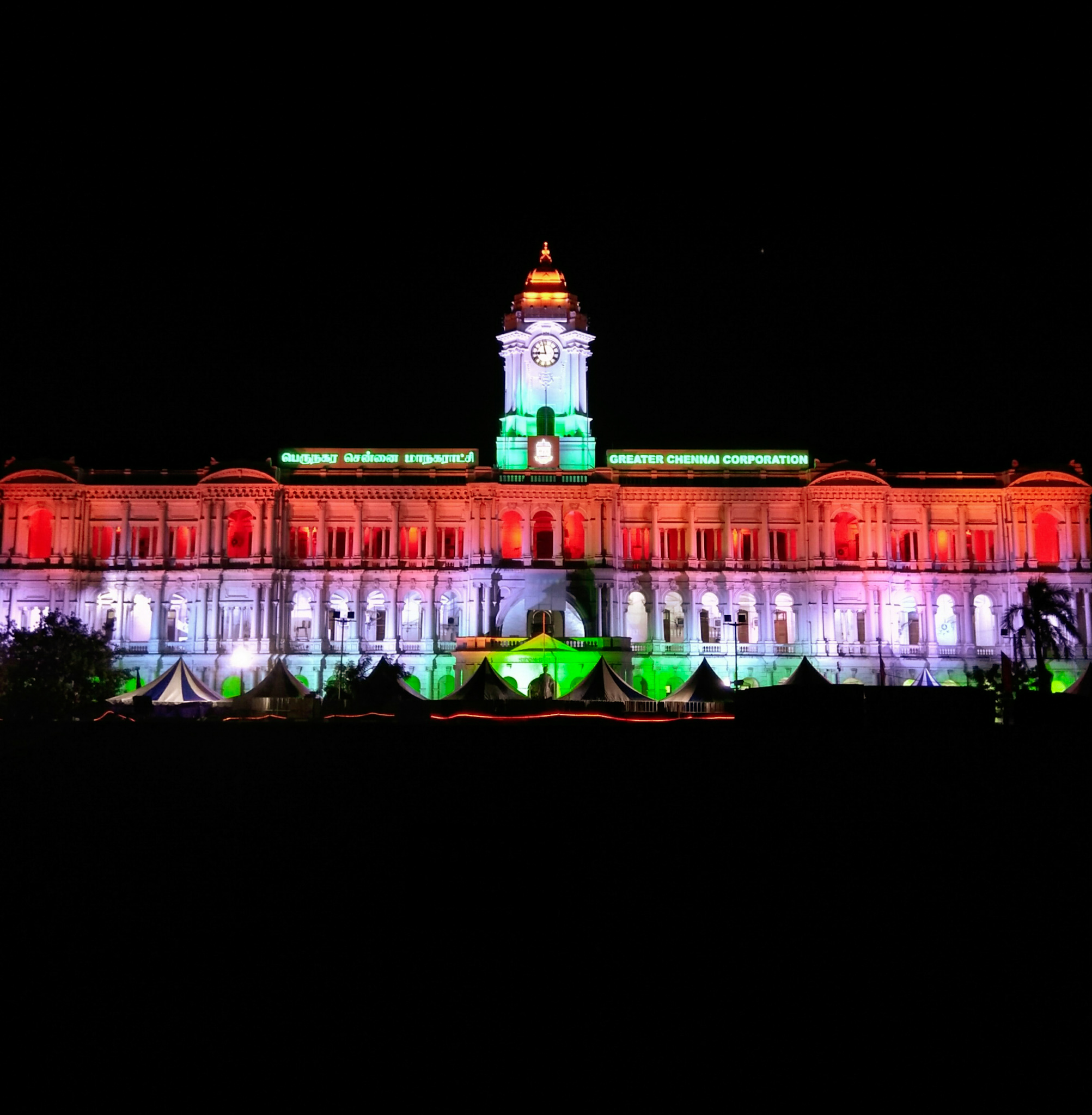 Independence day Celebration in Chennai