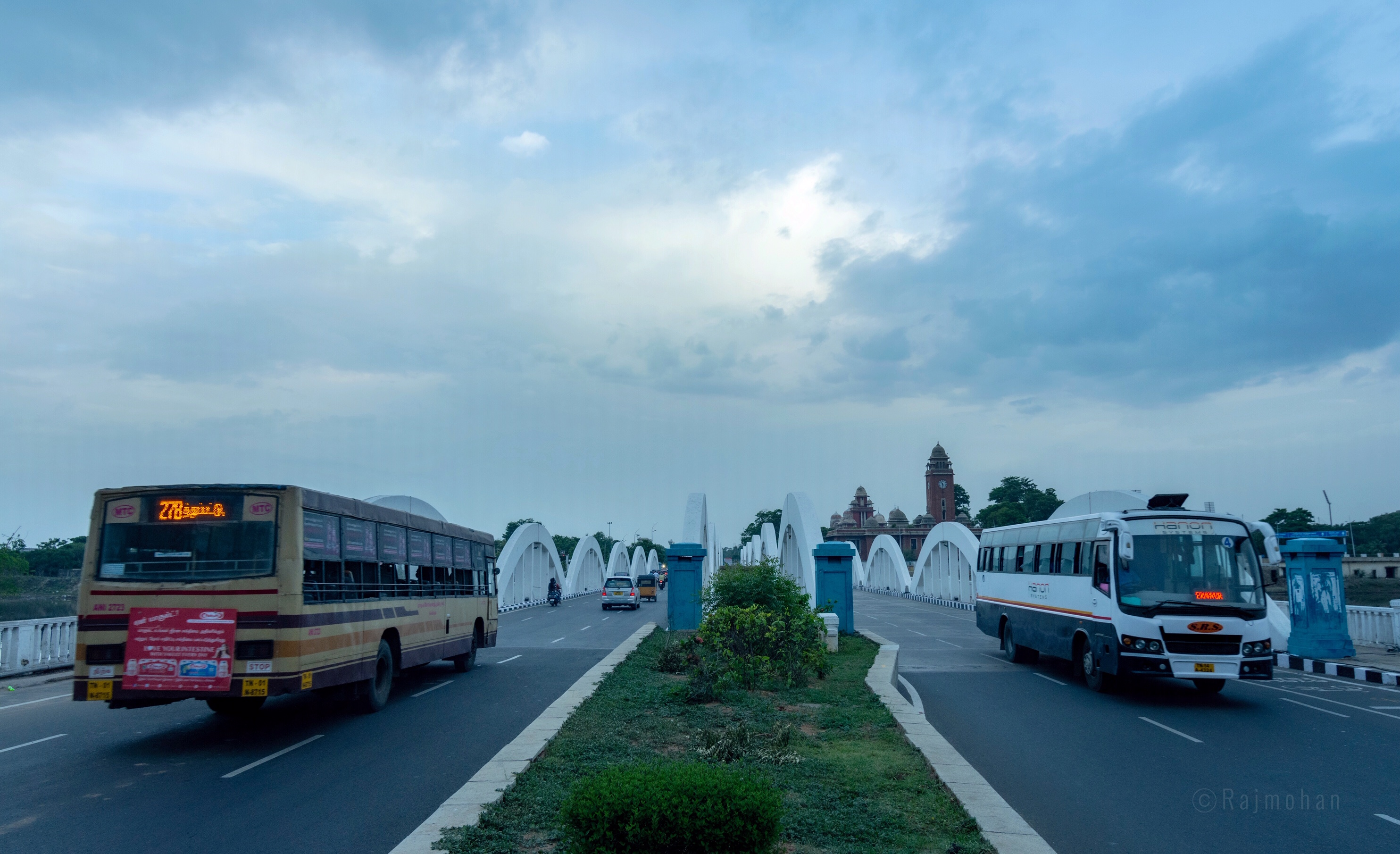 Commuting in Chennai-Usage of public transports