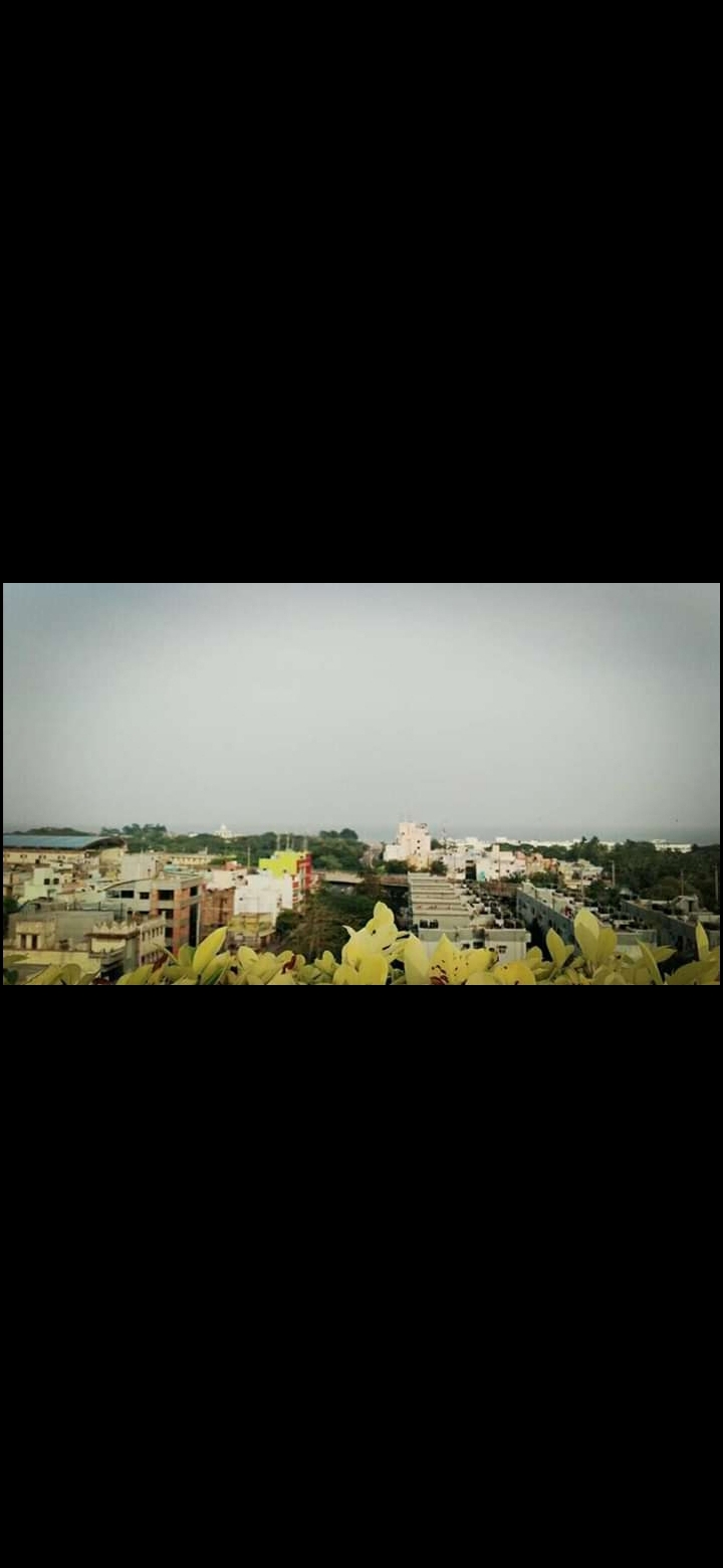 Awesome view from city centre mall in chennai!!