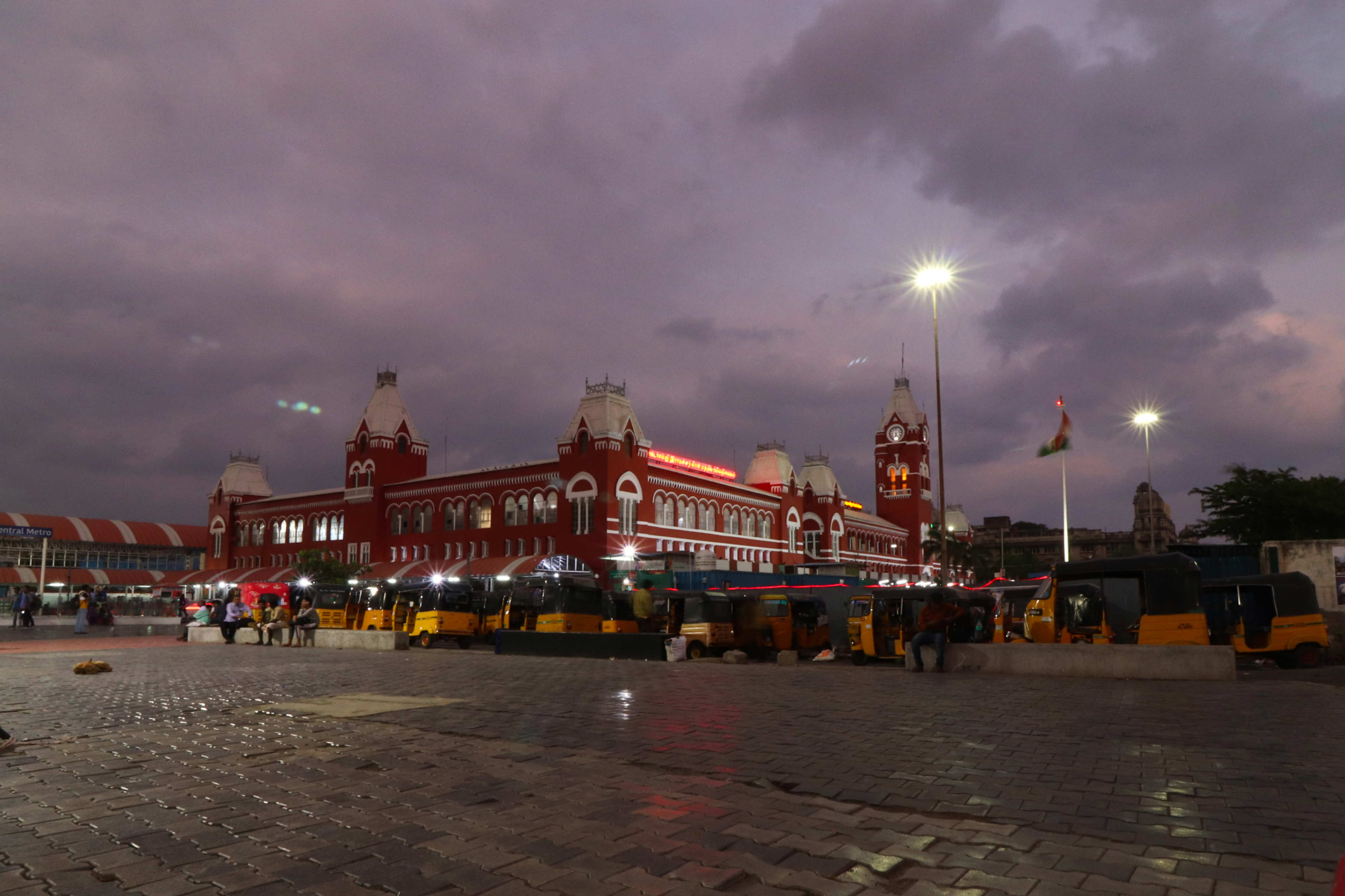 Namma Central Railway Station